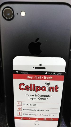 Iphone 7 unlocked for Sale in Pearland, TX