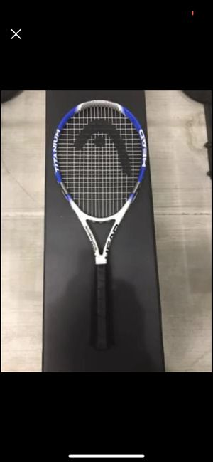 Head tennis racket for Sale in Peoria, AZ