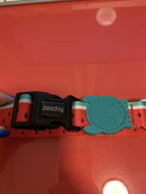 zeedog watermelon LARGE dog collar | never used! for Sale in Chicago, IL
