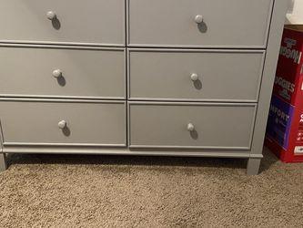 Grey Kids Dresser for Sale in San Jose,  CA