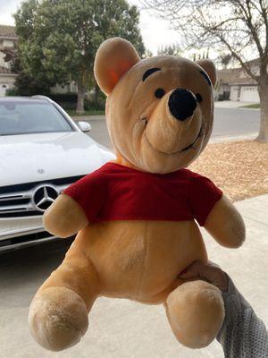 Vintage Vinny the Pooh plush toy 🧸 Disney for Sale in Modesto, CA