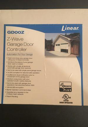 Linear Z-Wave Garage Door Controller for Sale in Fresno, CA