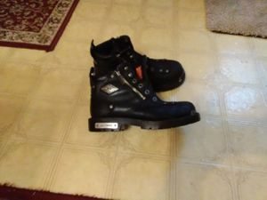 Harley boots size 10 or 10 times for Sale in Little Chute, WI