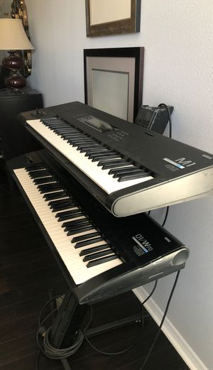 Korg M1 and Korg O1W for Sale in Ruskin, FL