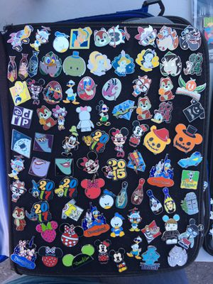 AUTHENTIC Disney Pins $3 EACH! for Sale in San Diego, CA