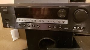 Onkyo receiver for Sale in Escondido, CA