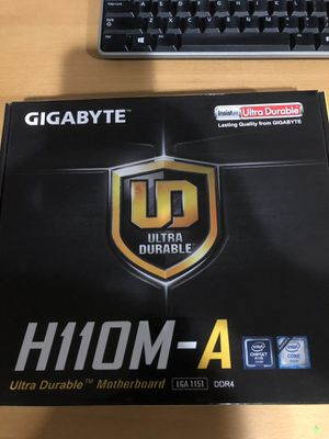 Motherboard Gigabyte for Sale in Germantown, MD