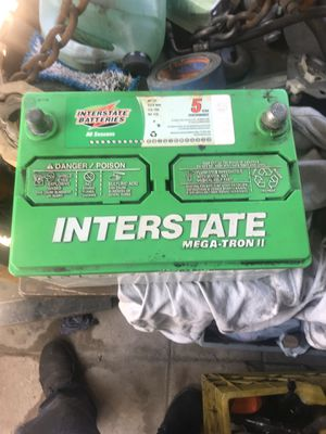 Car battery for Sale in Downey, CA