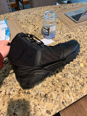 UA tactical work boot. Size 10.5 for Sale in Glen Burnie, MD