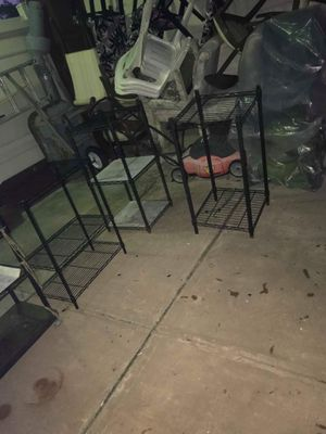Metal shelves for Sale in Elmont, NY