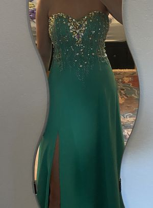 Teal Prom Dress for Sale in Carmichael, CA