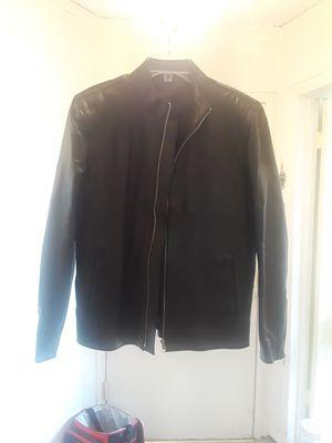 Lamb skin motorcycle/rockstar jacket for Sale in Los Angeles, CA