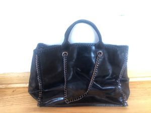Black leather hobo style handbag for Sale in Vail, CO
