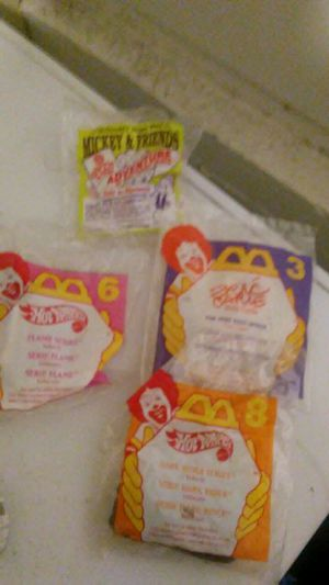 McDonald's Happy meal toys collectables for Sale in Seattle, WA
