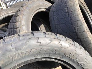 All terrain grappler tires for Sale in Santa Ana, CA