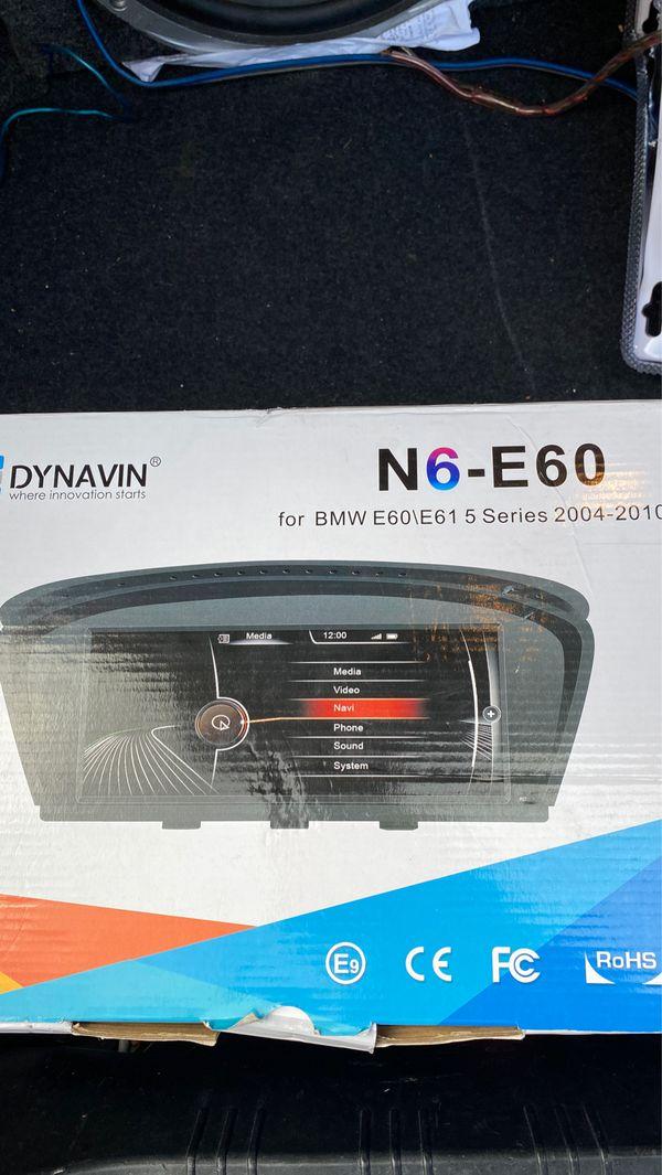 Bmw N6- E60
