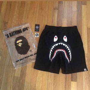 Bape Black Shorts for Sale in Anaheim, CA