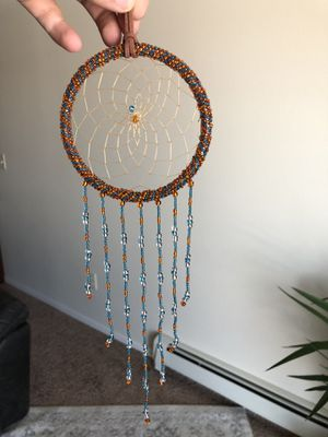 Authentic hand beaded dream catcher for Sale in Dickinson, ND