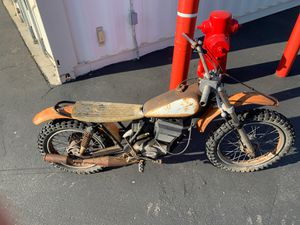 Indian motorcycle ridiculous rare bike to restore for Sale in Huntington Beach, CA