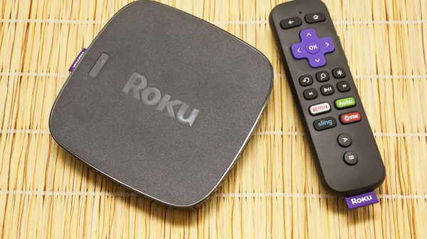 Roku ULTRA 4K w/ voice activated remote