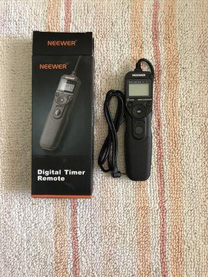 Neewer Digital Timer Remote for Sale in Anaheim, CA