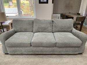 Greenish Grey Sofa for Sale in Alexandria, VA