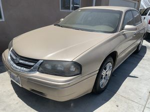 2001 Chevy Impala for Sale in Whittier, CA