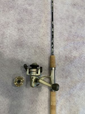 Custom Fishing combo-micro light trout or panfish setup for Sale in Chino Hills, CA