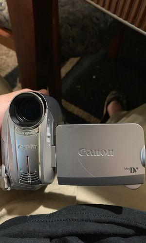 canon 35x mini dv for Sale in Manassas, VA