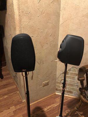 Klipsh speakers for Sale in Bartlett, IL