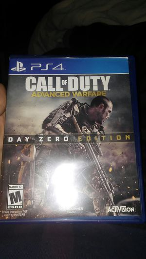 Ps4 game for Sale in Chicago Heights, IL