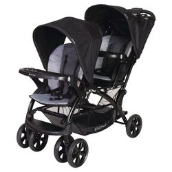 Sit And Stand Baby Trend Double Stroller for Sale in Portland,  OR
