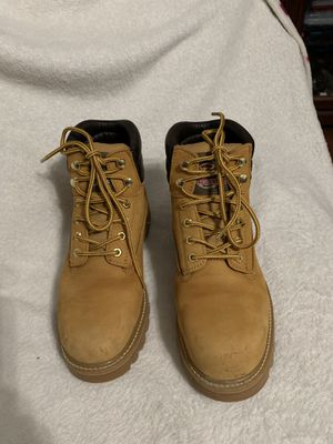 Still toe boots size 8 Brahma for Sale in Columbus, OH