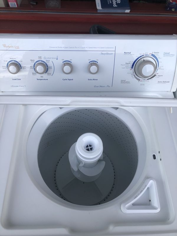 Whirlpool Washer And Dryer Set
