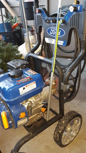 """""""Ford"""",3100psi pressure washer for Sale in Seattle, WA"""