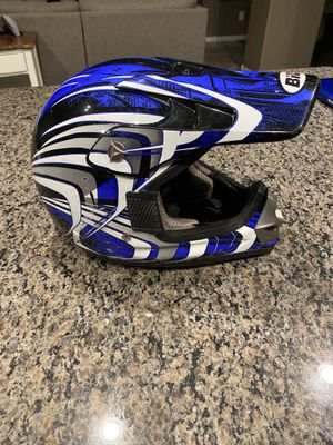 Youth motorcycle helmet for Sale in Litchfield Park, AZ