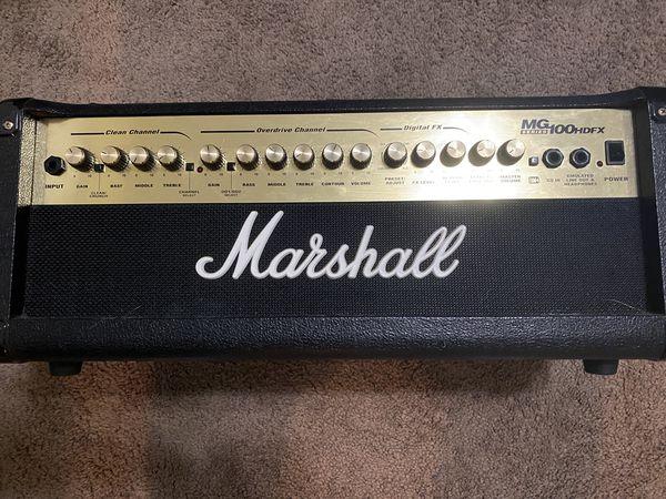 Marshall MG 100hdfx