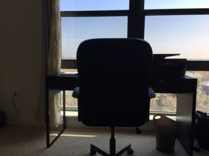 Chair and desk for Sale in Arlington, VA