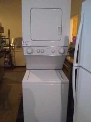 Washer and dryer stackable excellent condition for Sale in Halethorpe, MD