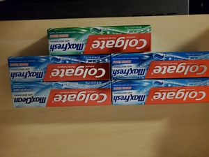 Toothpaste for Sale in NEW CARROLLTN, MD