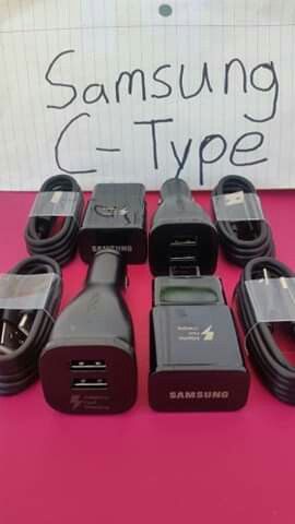 2 Black Samsung S9 S8 Fast Chargers Combo Sets Brand New for Sale in Lincoln Acres, CA