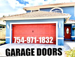 Garage doors install and repairs for Sale in Opa-locka, FL