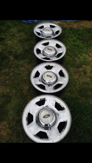 2004 Ford F-150 grill, wheels , hubcaps for Sale in Shoreline, WA
