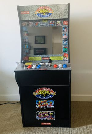 Street Fighter II Arcade for Sale in Los Angeles, CA