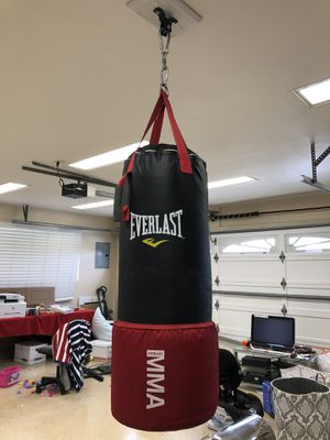Punching bag for Sale in Brea, CA