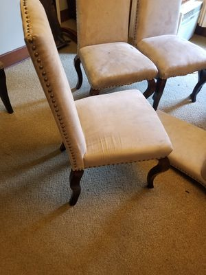 5 (6) matching dining room chairs for Sale in Marietta, OH