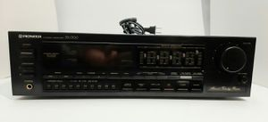 Pioneer AM/FM stereo receiver Model SX-1700 with built in equalizer and 40 wpc for Sale in VLG OF LAKEWD, IL
