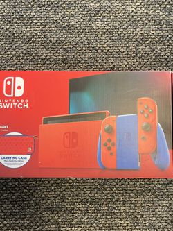 Mario Red And Blue Limited Edition For TRADE for Sale in Auburn,  WA