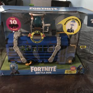 Brand New Fortnite Bus for Sale in Port St. Lucie, FL