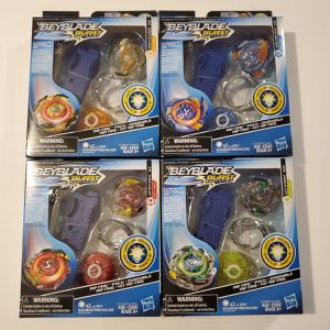 Beyblade Burst RipFire Lot of 4 different colors for Sale in Las Vegas, NV